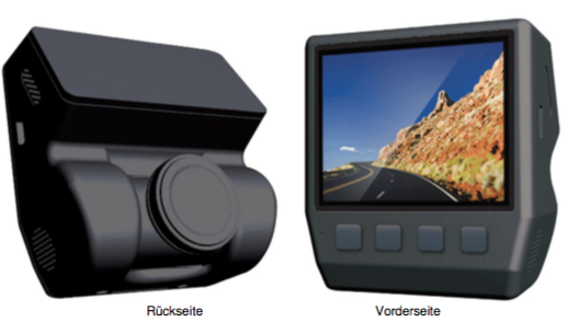 Pioneer Dashcam ND-DVR100